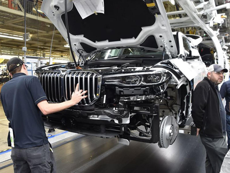 BMW May Slash US Factory Jobs Because Of Trump-Imposed Tariffs