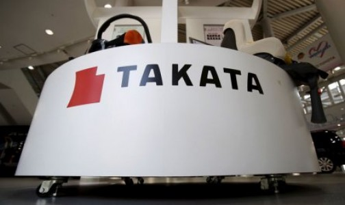 Takata President Makes Public Apology For Airbag Deaths