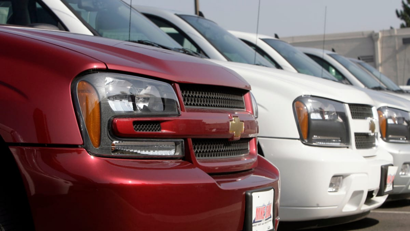 General Motors April Sales Expectations
