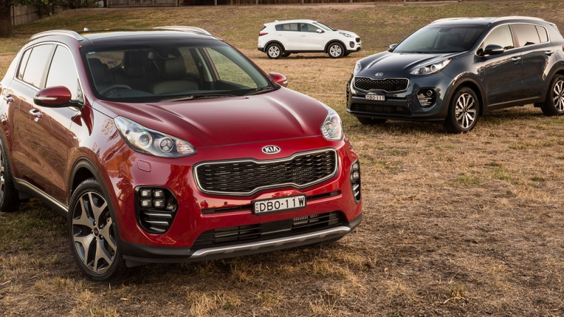 Kia recalls 71,000 Sportages