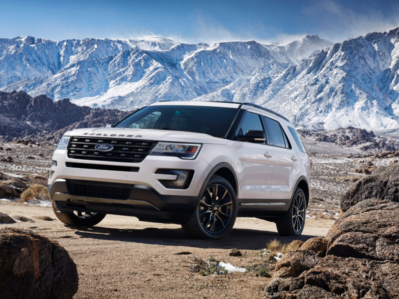 Ford Motor Co. best-selling U.S. brand for 2017 year