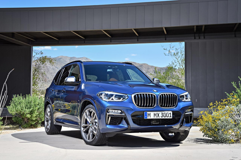 BMW to export iX3 electric SUV in U.S. from China