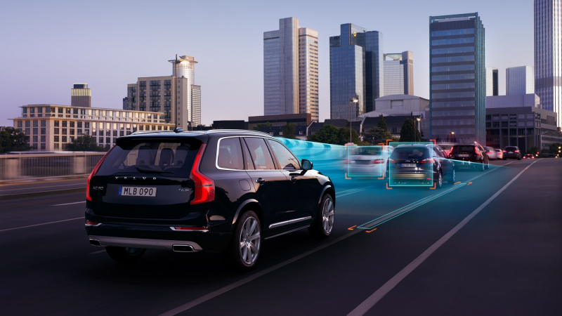 Volvo Wants A Third Of Its Cars Sold To Be Driverless By 2025