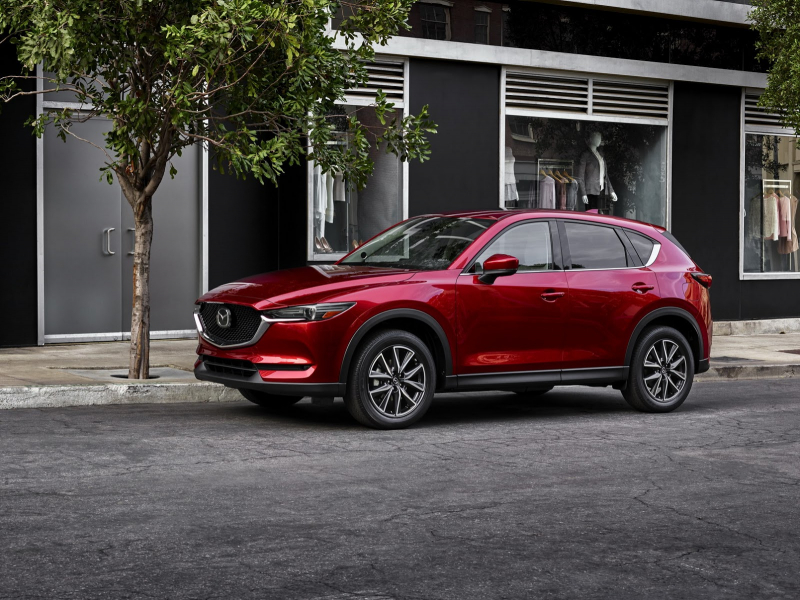 Mazda plans to increase sales by adding an SUV to its lineup