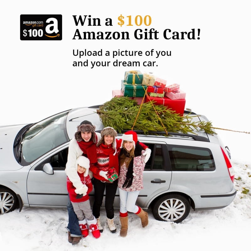 Win a $100.00 Amazon Gift Card with RepoKar