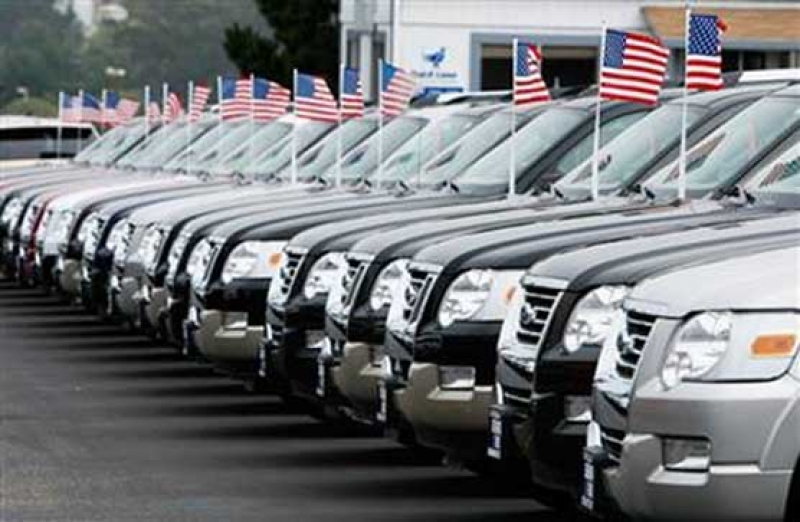 The strongest February U.S. auto sales in 15 years!