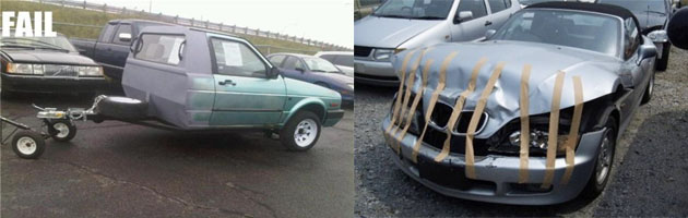Car Auctions In Maryland >> Car Repair fails - brilliance or stupidity?