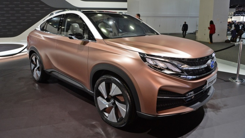 Trumpchi car brand faces name change before reaching the US market