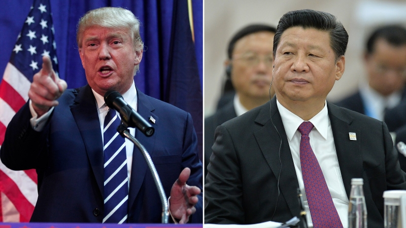 China might cut the relationship with U.S. because of Trump's all-trade war