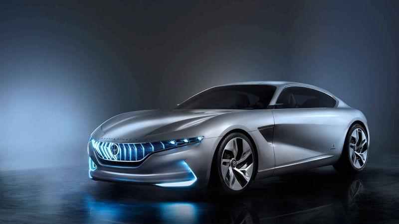 Pininfarina May Become World's First Luxury Electric Car Maker