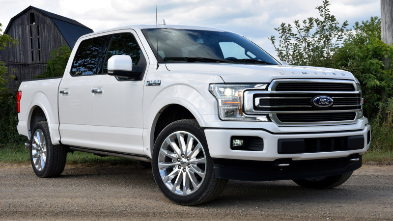 Ford Recalls 350,000 Trucks and SUVs for Transmission Issue