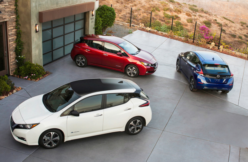 Nissan LEAF- the best-selling electric car in the world