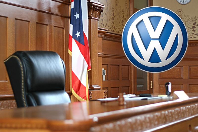 A new lawsuit against the U.S. dealers hangs over Volkswagen
