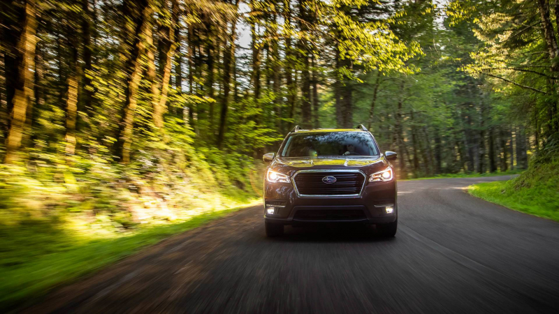 Subaru Ascent: the New Family Vehicle of the Year