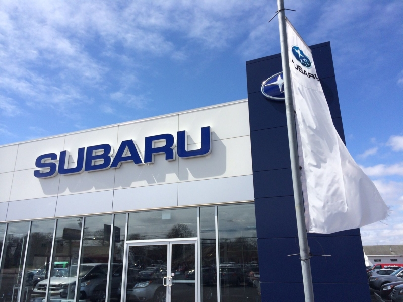 Subaru's new strategy of boosting its global sales