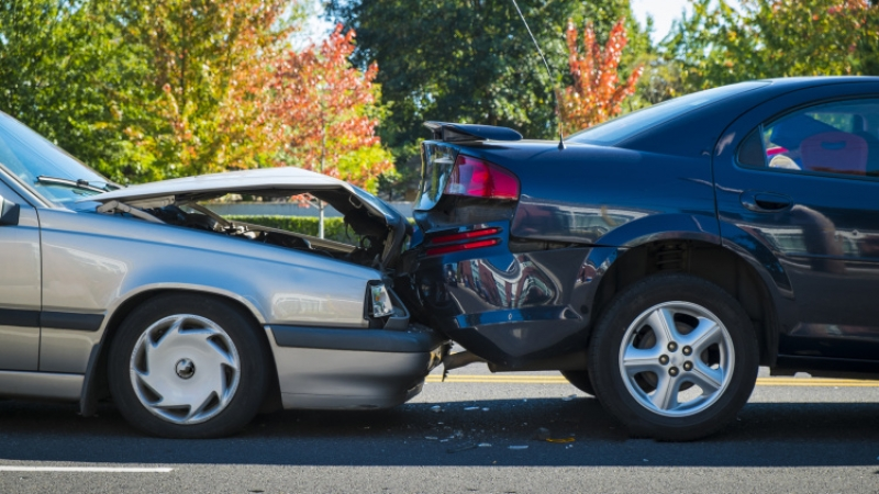 Cars most likely to be involved in accidents