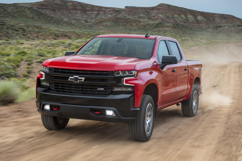 2019 Chevrolet Silverado Could Really Affect Ford F-150's Sales