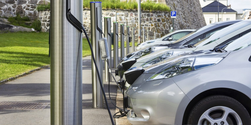 Where will drivers recharge their EVs?