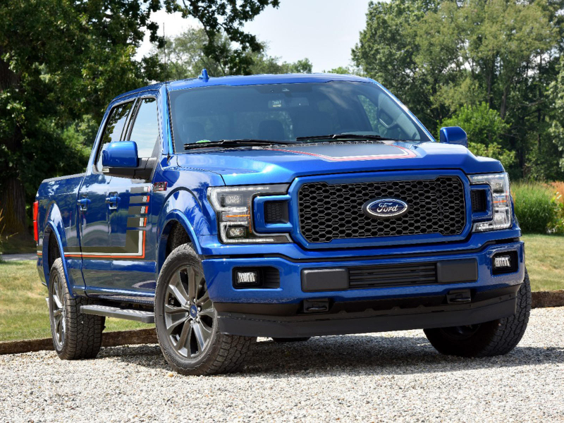 Ford F-150 Being Investigated For Possible Seatbelt Fires