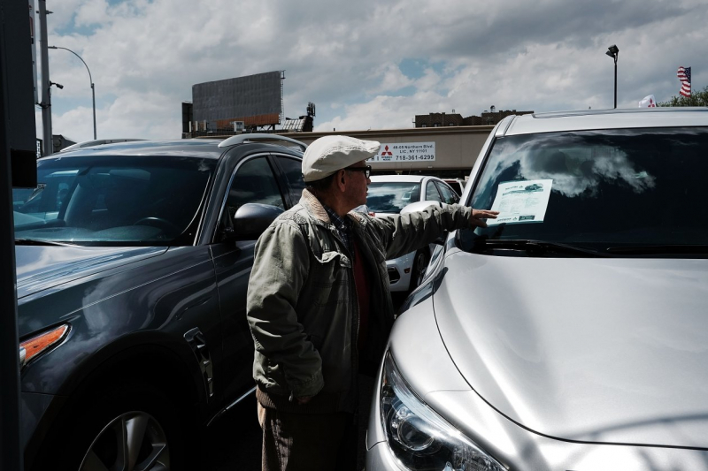 Car Dealerships Facing a Dilemma: Get Big or Get Out