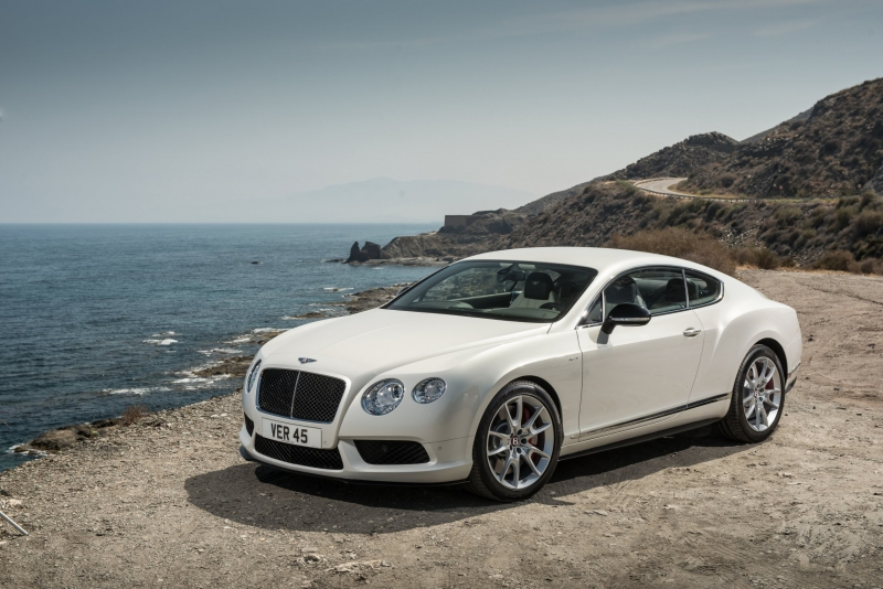 Bentley hires Nissan executive for Americas sales post?