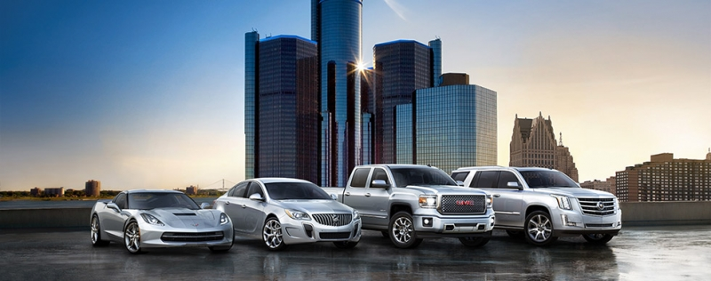 General Motors shows a more than double income!