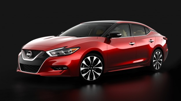 Nissan Halts Sales of Some Redesigned Maxima Sedans