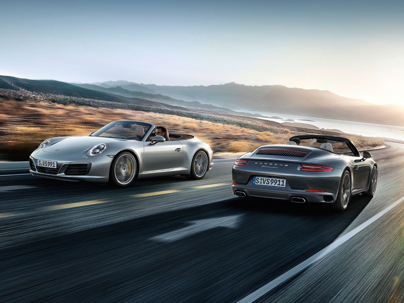 Porsche brand has defended its top position among US customers