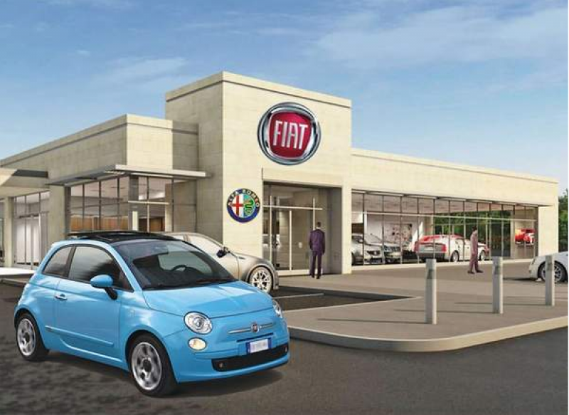 A New Fiat Chrysler Plan To Boost Sales Of Fiat Dealers - Fiat dealers