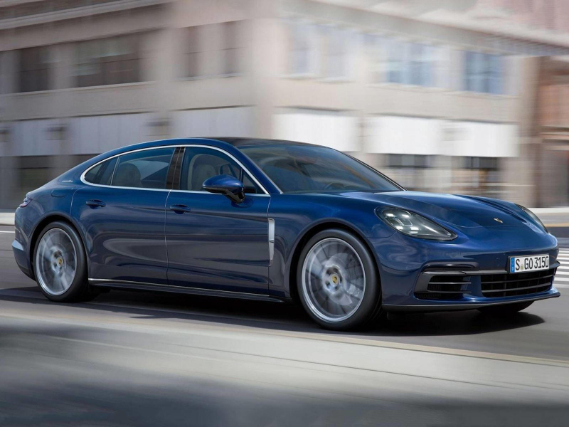 Porsche Panamera Sales Stopped In The US Due To Suspension Problem