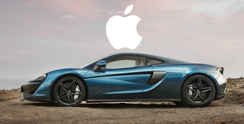 Apple and McLaren were in talks, and nothing more