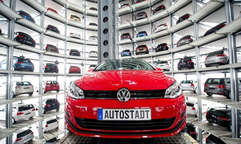 Volkswagen – world's No 1 carmaker despite diesel emissions scandal?