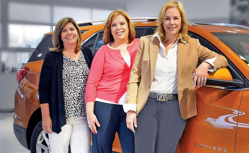 Ralph Lauren Corp. experience helps shape auto retail strategies
