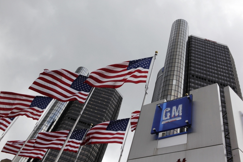 GM prefers to close its factories rather than offer discounts