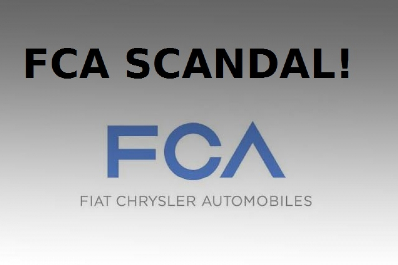 More than 260 crashes got linked to FCA cars