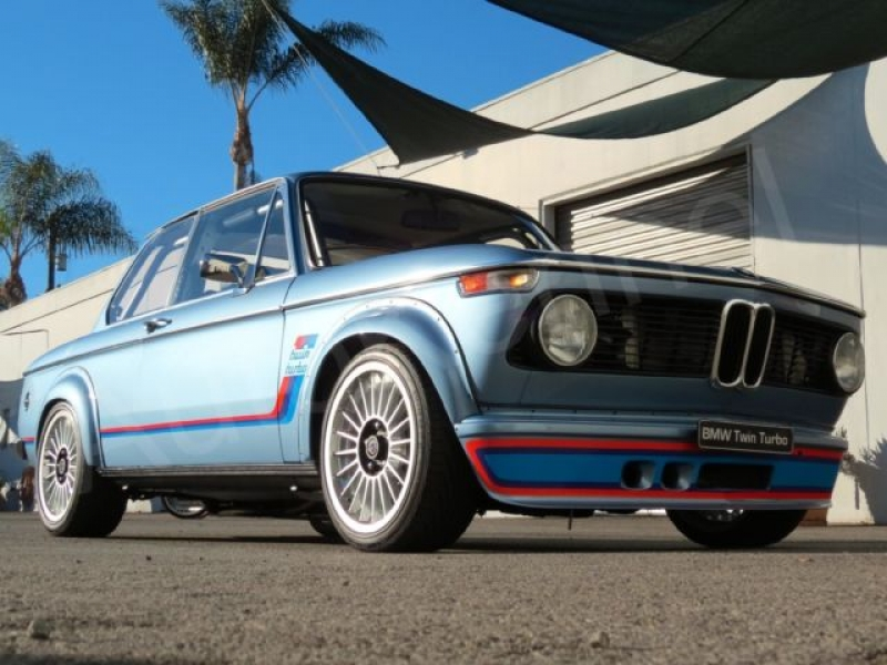 A 1972 BMW 2002 was for sale for $105K