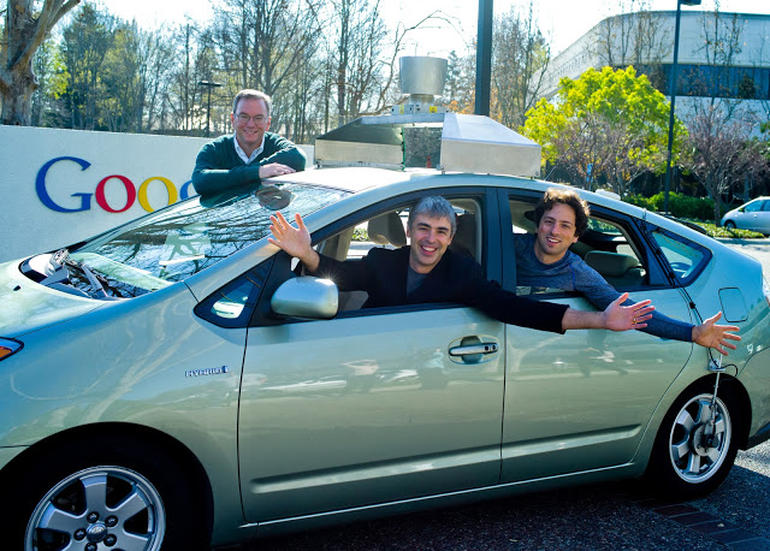 Google sells its self-driving cars