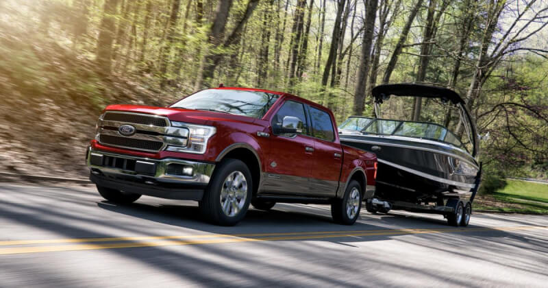 Ford Resumes F-150 Production After Extraordinary Efforts