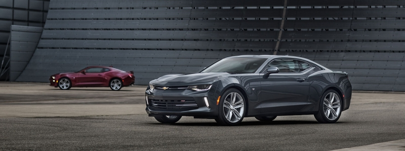Chevy Camaro sales increased in the U.S. and in Canada during May 2017