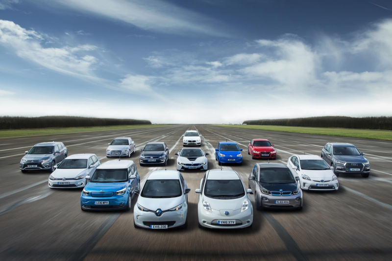 55% of Global New Car Sales Will Be Electric Vehicles
