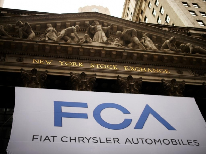 FCA recalls 1.1 million SUVs and sedans with electronic shifters