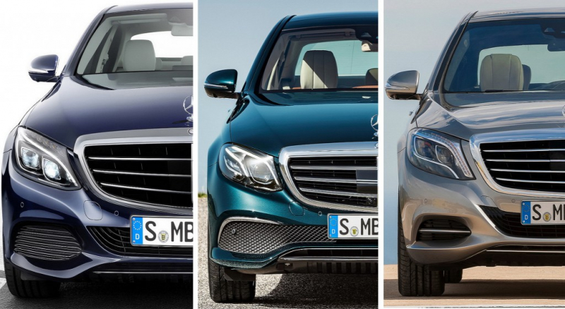 More than 1 million Mercedes cars and SUVs are recalled worldwide