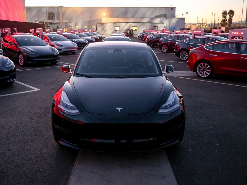 Tesla Model 3 Production On Track To Hit 8,000 A Week?
