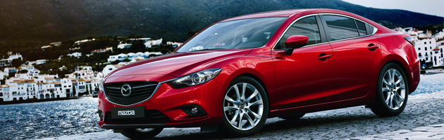 Honda Accord, Mazda 6 or Ford Mondeo - What is your choice?