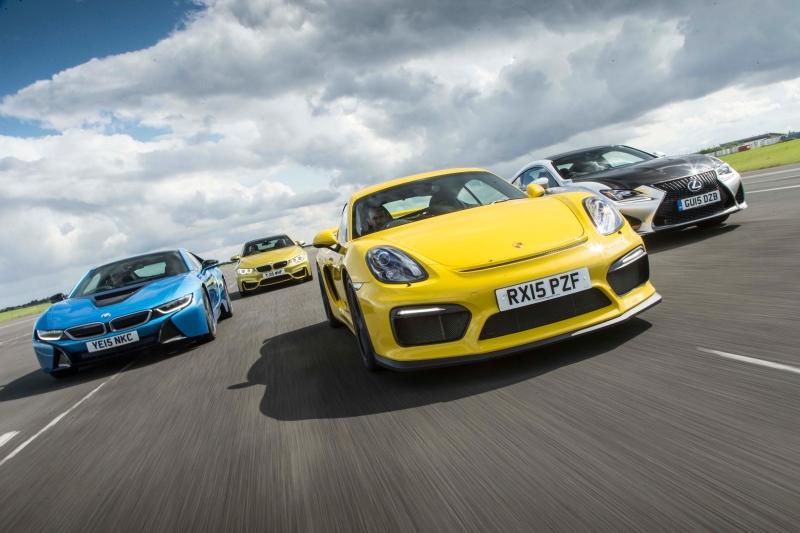 Study reveals Lexus and Porsche as the most dependable car brands