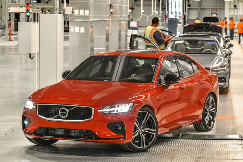 New Volvo Factory May Already Be Hurt By Trump Tariffs