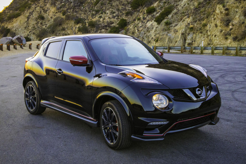 The Nissan Juke Has Officially Been Dropped In The US