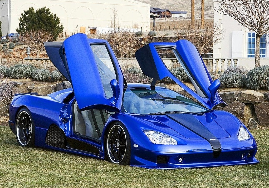 SSC Ultimate Aero, SSC Ultimate Aero blue, SSC Ultimate Aero buy