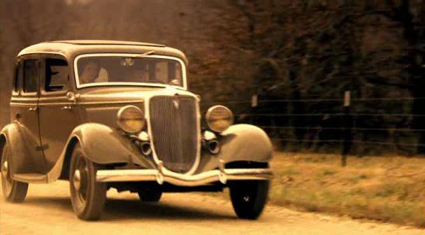 Bonnie and Clyde - 1934 Ford V8, Bonnie and Clyde, Bonnie, Clyde, Bonnie & Clyde,1934 Ford V8