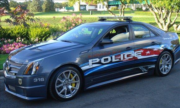 Cadillac CTS-V, Cadillac, Cadillac CTS